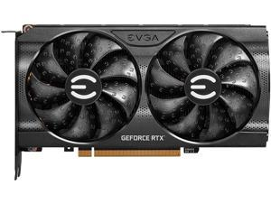 EVGA GeForce RTX 3060 XC BLACK GAMING, 12G-P5-3655-KR, 12GB GDDR6, Dual-Fan