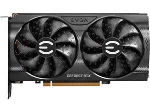 EVGA GeForce RTX 3060 Ti XC GAMING Video Card, 08G-P5-3663-KL, 8GB GDDR6, Metal Backplate, LHR