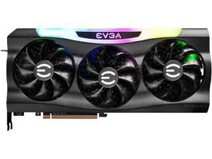 EVGA GeForce RTX 3070 FTW3 ULTRA GAMING Video Card, 08G-P5-3767-KL, 8GB GDDR6, iCX3 Technology, ARGB LED, Metal Backplate, LHR