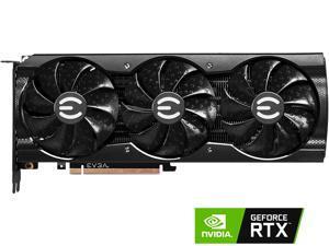 EVGA GeForce RTX 3070 Ti XC3 GAMING Video Card, 08G-P5-3783-KL, 8GB GDDR6X, iCX3 Cooling, ARGB LED, Metal Backplate