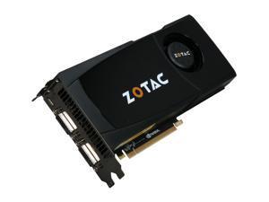 ZOTAC GeForce GTX 470 (Fermi) DirectX 11 ZT-40201-10P 1280MB 320-Bit GDDR5 PCI Express 2.0 x16 HDCP Ready SLI Support Video Card