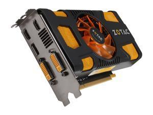 ZOTAC GeForce GTX 560 (Fermi) 1GB GDDR5 PCI Express 2.0 x16 SLI Support Video Card ZT-50706-10M