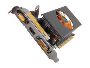 ZOTAC GeForce GT 430 (Fermi) DirectX 11 ZT-40609-10L 1GB 128-Bit DDR3 PCI Express 2.0 x16 HDCP Ready Low Profile Ready Video Card