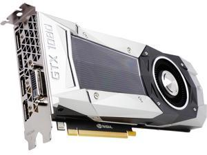 ZOTAC GeForce GTX 1080 FE DirectX 12 ZT-P10800A-10P 8GB 256-Bit GDDR5X PCI Express 3.0 HDCP Ready SLI Support Video Card VR Ready Founders Edition