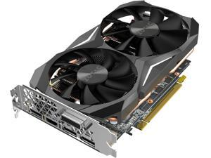 ZOTAC GeForce GTX 1080 Mini, ZT-P10800H-10P, 8GB GDDR5X IceStorm Cooling, Dual Fans, 90mm Pressure Optimized Fan, 100mm Maximum Airflow Optimized Fan, Direct GPU Copper Block Contact, Metal Back Plate