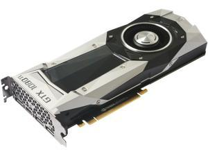 ZOTAC GeForce GTX 1080 Ti FE DirectX 12 ZT-P10810A-10P 11GB 352-Bit GDDR5X PCI Express 3.0 HDCP Ready SLI Support Video Cards
