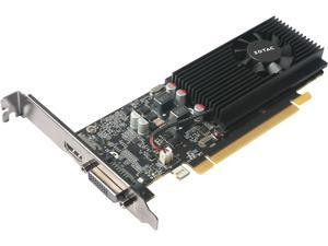 ZOTAC GeForce GT 1030 2GB GDDR5 64-bit PCIe 3.0 DirectX 12 HDCP Ready Low Profile Video Card ZT-P10300A-10L