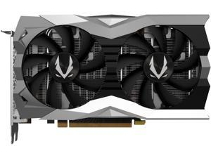 ZOTAC GAMING GeForce RTX 2060 SUPER MINI 8GB GDDR6 256-bit 14 Gbps Gaming Graphics Card, IceStorm 2.0, Super Compact, ZT-T20610E-10M