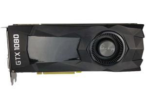 ZOTAC GeForce GTX 1080 ZT-P10800D-10B 8GB 256-Bit GDDR5X PCI Express 3.0 x16 HDCP Ready ATX Video Card
