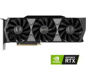 ZOTAC GAMING GeForce RTX 3090 Trinity OC 24GB GDDR6X 384-bit 19.5 Gbps PCIE 4.0 Gaming Graphics Card, IceStorm 2.0 Advanced Cooling, SPECTRA 2.0 RGB Lighting, ZT-A30900J-10P