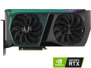 ZOTAC GAMING GeForce RTX 3070 AMP Holo 8GB GDDR6 256-bit 14 Gbps PCIE 4.0 Gaming Graphics Card, HoloBlack, IceStorm 2.0 Advanced Cooling, SPECTRA 2.0 RGB Lighting, ZT-A30700F-10P