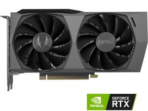 ZOTAC GAMING GeForce RTX 3060 Ti Twin Edge OC LHR 8GB GDDR6 256-bit 14 Gbps PCIE 4.0 Gaming Graphics Card, IceStorm 2.0 Advanced Cooling, Active Fan Control, FREEZE Fan Stop ZT-A30610H-10MLHR