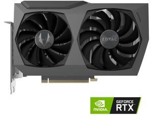 ZOTAC GAMING GeForce RTX 3070 Twin Edge OC LHR 8GB GDDR6 256-bit 14 Gbps PCIE 4.0 Gaming Graphics Card, IceStorm 2.0 Advanced Cooling, White LED Logo Lighting, ZT-A30700H-10PLHR