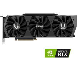 ZOTAC TRINITY OC LHR GeForce RTX 3080 10GB GDDR6X PCI Express 4.0 Video Card ZT-A30800J-10PLHR