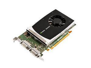 Lenovo Quadro 2000D 0A36541 1GB 128-bit GDDR5 PCI Express x16 Workstation Video Card