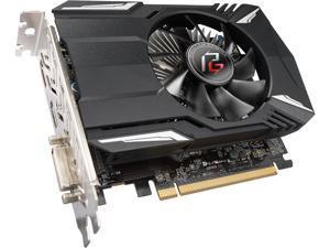 ASRock Phantom Gaming Radeon RX 550 DirectX 12 RX550 2G 2GB 128-Bit GDDR5 PCI Express 3.0 x16 (Uses x8) HDCP Ready Video Card