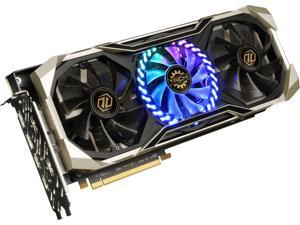 ASRock Radeon RX 5700 XT DirectX 12 RX 5700 XT TAICHI X 8G OC+ 8GB 256-Bit GDDR6 PCI Express 4.0 HDCP Ready Video Card