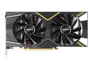 ASRock Challenger D Radeon RX 5600 XT RX5600XT CLD 6GO 6GB (14Gbps) 192-Bit GDDR6 PCI Express 4.0 x16 HDCP Ready Video Card