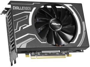 ASRock Challenger ITX Radeon RX 5500 XT DirectX 12 RX5500XT CLI 8G 8GB 128-Bit GDDR6 PCI Express 4.0 x8 HDCP Ready Video Card