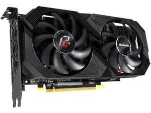 ASRock Phantom Gaming U Radeon RX 570 DirectX 12 RX570 PGU 8GO 8GB 256-Bit GDDR5 PCI Express 3.0 x16 HDCP Ready ATX Video Card