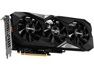 ASRock Challenger Pro Radeon RX 5600 XT DirectX 12 RX5600XT CLP 6GO 6GB 192-Bit GDDR6 PCI Express 4.0 x16 HDCP Ready Video Card