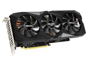 ASRock Challenger Pro Radeon RX 5700 XT DirectX 12 RX5700XT CLP 8GO 8GB 256-Bit GDDR6 PCI Express 4.0 x16 HDCP Ready Video Card