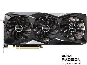 ASRock Radeon RX 6800 Challenger Pro Gaming Graphics Card with 16GB GDDR6, AMD RDNA 2 (RX6800 CLP 16GO)