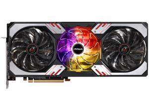 ASRock Radeon RX 6900 XT PHANTOM GAMING D Graphics Card 16GB GDDR6, AMD RDNA2 (RX6900XT PGD 16GO)