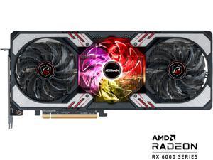 ASRock Radeon RX 6700 XT Phantom Gaming D Graphic Card, 12GB GDDR6 VRAM, AMD RDNA2 (RX6700XT PGD 12GO)