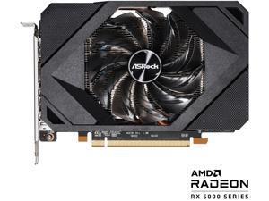 ASRock Radeon RX 6600 8GB PCI Express 4.0 Video Card RX6600 CLI 8G