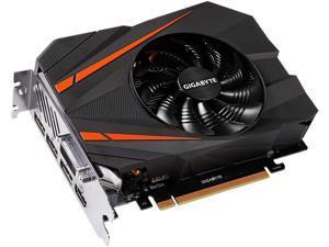 GIGABYTE GeForce GTX 1080 8GB GDDR5X PCI Express 3.0 x16 SLI Support ATX Video Card GV-N1080IX-8GD