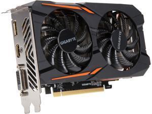 GIGABYTE Radeon RX 560 4GB GDDR5 CrossFireX Support ATX Video Card GV-RX560GAMING OC-4GD