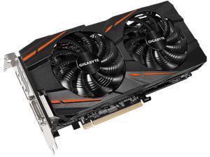 GIGABYTE Radeon RX 570 8GB GDDR5 PCI Express 3.0 x16 CrossFireX Support ATX Video Card GV-RX570GAMING-8GD