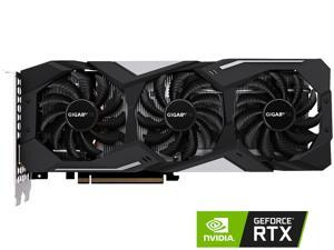 GIGABYTE GeForce RTX 2060 GAMING OC PRO 6G Graphics Card, 3 x WINDFORCE Fans, 6GB 192-Bit GDDR6, GV-N2060GAMINGOC PRO-6GD Video Card