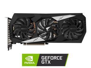GIGABYTE AORUS GeForce GTX 1660 Ti 6G Graphics Card, 3 x WINDFORCE Fans, 6GB 192-Bit GDDR6, GV-N166TAORUS-6GD Video Card