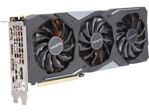 GIGABYTE GeForce RTX 2080 8GB GDDR6 PCI Express 3.0 x16 SLI Support ATX Video Card GV-N2080WF3OC-8GC