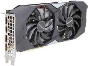 GIGABYTE GeForce RTX 2060 DirectX 12 GV-N2060WF2OC-6GD R2 6GB 192-Bit GDDR6 PCI Express 3.0 x16 ATX Video Card