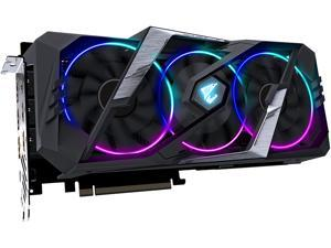 GIGABYTE AORUS GeForce RTX 2060 Super 8G Graphics Card, WINDFORCE Stack, 8GB 256-Bit GDDR6, GV-N206SAORUS-8GC Video Card