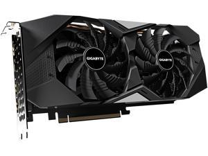 GIGABYTE GeForce RTX 2060 Super WINDFORCE OC 8G Graphics Card, 2 x WINDFORCE Fans, 8GB 256-Bit GDDR6, GV-N206SWF2OC-8GD Video Card