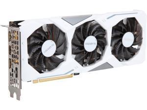 GIGABYTE GeForce RTX 2060 6GB GDDR6 PCI Express 3.0 x16 ATX Video Card GV-N2060GAMINGOC PRO WHITE-6GD