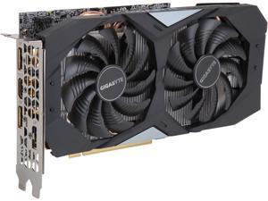 GIGABYTE GeForce RTX 2060 6GB GDDR6 PCI Express 3.0 x16 ATX Video Card GV-N2060OC-6GD