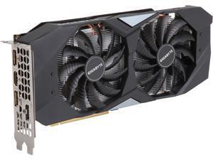 GIGABYTE GeForce RTX 2060 6GB GDDR6 PCI Express 3.0 x16 ATX Video Card GV-N2060OC-6GD REV 2.0