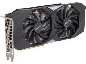 GIGABYTE GeForce RTX 2060 6GB GDDR6 PCI Express 3.0 x16 ATX Video Card GV-N2060WF2OC-6GD