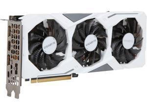 GIGABYTE GeForce RTX 2070 8GB GDDR6 PCI Express 3.0 x16 ATX Video Card GV-N2070GAMINGOC WHITE-8GC