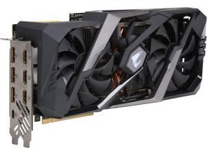 GIGABYTE AORUS GeForce RTX 2080 Ti 11GB GDDR6 PCI Express 3.0 x16 SLI Support ATX Video Card GV-N208TAORUS-11GC