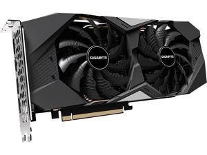 GIGABYTE GeForce RTX 2060 Super WINDFORCE OC 8G Graphics Card, 2 x WINDFORCE Fans, 8GB 256-Bit GDDR6, GV-N206SWF2OC-8GD Rev 2.0 Video Card