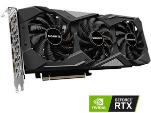 GIGABYTE GeForce RTX 2060 SUPER GAMING OC 3X 8G Graphics Card, 3 x WINDFORCE Fans, 8GB 256-Bit GDDR6, GV-N206SGAMING OC-8GD Video Card