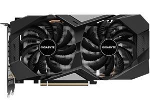 GIGABYTE GeForce GTX 1660 SUPER DirectX 12 GV-N166SOC-6GD 6GB 192-Bit GDDR6 PCI Express 3.0 x16 ATX Video Card