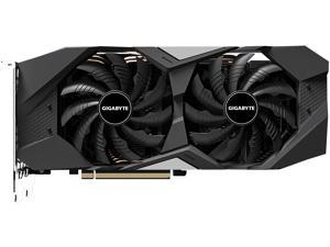 GIGABYTE GeForce RTX 2070 WINDFORCE 8G (Rev 3.0) Graphics Card, 2 x WINDFORCE Fans, 8GB 256-Bit GDDR6, GV-N2070WF2-8GD (Rev 3.0) Video Card