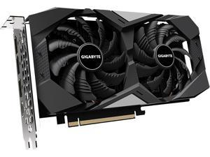 GIGABYTE Radeon RX 5500 XT DirectX 12 GV-R55XTOC-4GD 4GB 128-Bit GDDR6 PCI Express 4.0 x16 ATX Video Card